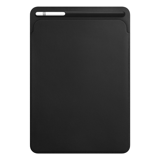 "Чехол-футляр Apple Leather Sleeve для iPad Pro 10.5""/iPad Air 10.5''' - Black"