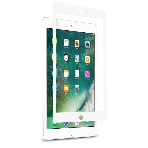 Защитная пленка Moshi iVisor AG for iPad 2017 White (Matte)