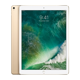 iPad Pro 12.9'' (2017) Wi-Fi + Cellular 512GB - Gold
